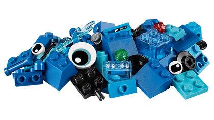 LEGO Duplo Classic Ladrillos Creativos Azules (11006)