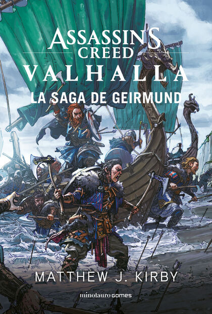 'Assassin''s Creed Valhalla: la saga de Geirmund'