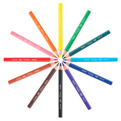 Lápiz de colores Bic Evolution tri 96+48