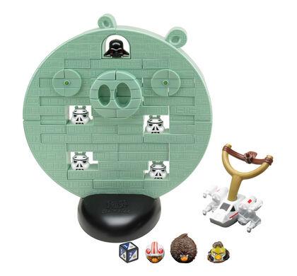 Angry Birds Star Wars Jenga Death Star