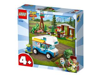Lego Juniors Toy Story Autocaravana