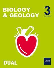 Biology & geology/Amber ESO 3 Oxford 9788467373479