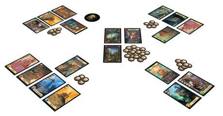 Juego de cartas Edge Ciudadelas Clasico