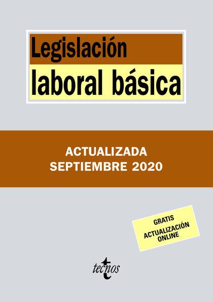Legislación laboral básica