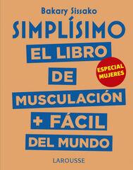 Simplísimo. El libro de musculación más