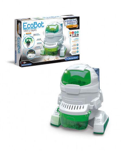 Juego científico Clementoni Ecobot