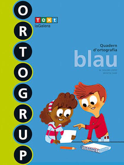 ORTOGRUP BLAU 2º PRIMARIA Text 9788441222434