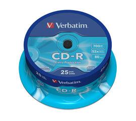 CD-R GRAVABLE VERBATIM PINCHO 25U