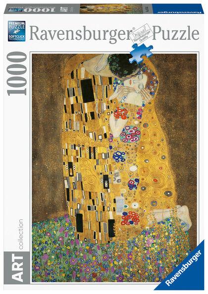 Puzzle KlimtLo Beso 1000 Piezas
