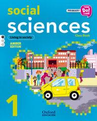 Think Social Science/LA 1 PRIMÀRIA 1 Oxford 9788467377446