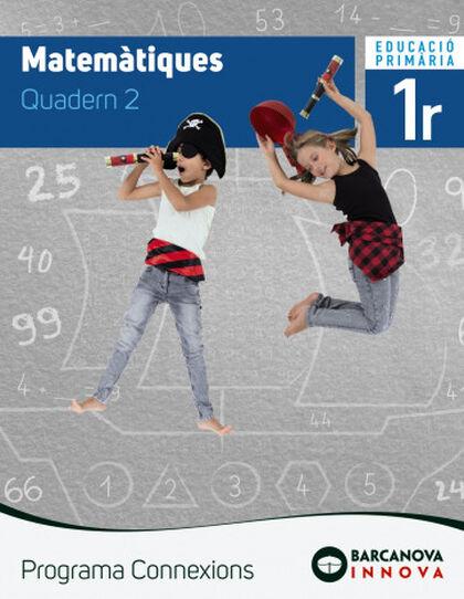 BARC E1 Matemàtiques-quad.2/Connexions Barcanova Text 9788448944407
