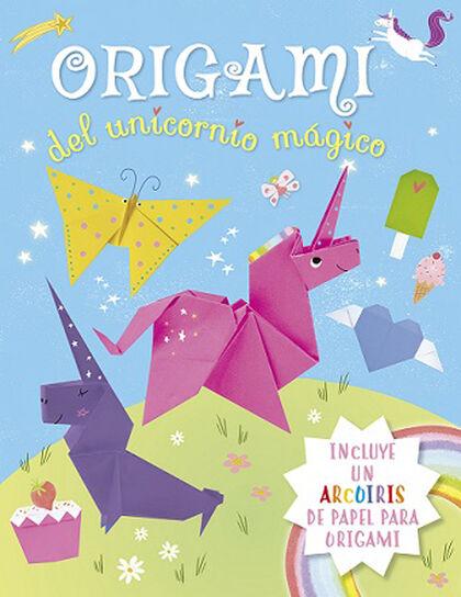 Origami el unicornio mágico