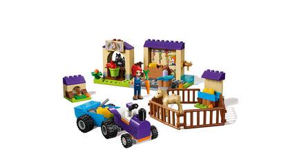 LEGO Friends Estable potros Mia (41361)