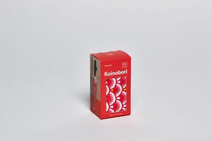 Bolsa Multifunción Koinobori Rojo