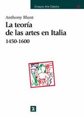 Teoría de las artes en Italia, La