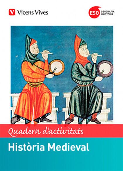 Història medieval-act/PMAR ESO 2 Vicens Vives 9788468253596