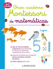 LAR P Montessori/Matemáticas Larousse 9788417720285
