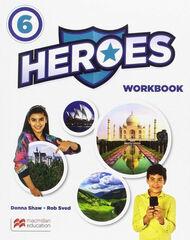 HEROES 6 AB PK (+GRAM PRACT) Macmillan-Text 9781380055330