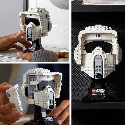LEGO Star Wars Casco Soldado Explorador (75305)