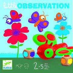 Juego de memoria Djeco Observation