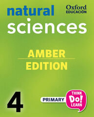 Think Natural Science/Pack+CD Amb PRIMÀRIA 4 Oxford 9788467396348