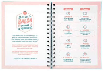 Planificador Mr.Wonderful Para sobrevivir a las opos