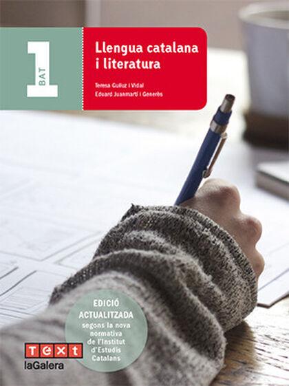 LLENGUA I LITERATURA 1r BATXILLERAT Text 9788441224070