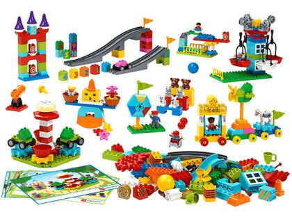 LEGO Parque Steam (45024)