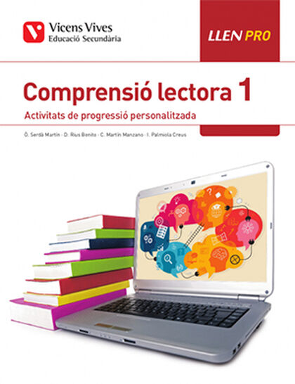 COMPRENSIÓ LECTORA LLEN PRO 1r ESO Vicens Vives 9788468244280