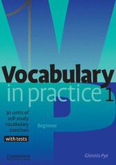 CUP Vocabulary in Practice 1