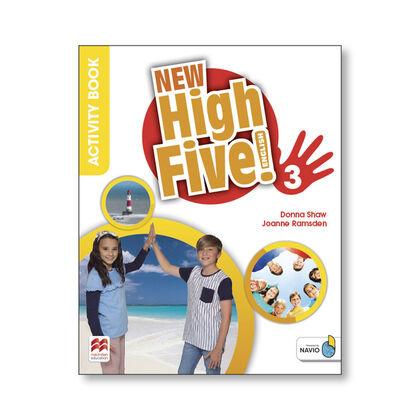 MCM E3 NEW HIGH FIVE 3. ACTIVITY BOOK Macmillan-Text 9781380013859