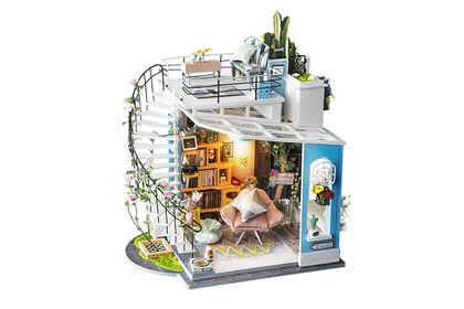 Maqueta Rolife Mini House DIY - Dora'S Loft