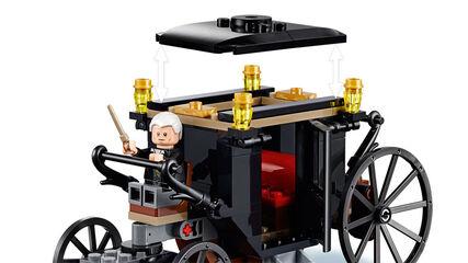 LEGO Harry Potter Fuga de Grindelwald (75951)