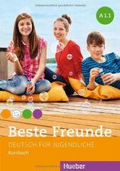 BESTE FREUNDE A1.1 KURSBUCH Hueber Internacional 9783193010513