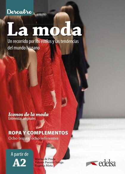 EDELSA Descubre/Moda Edelsa 9788490818558