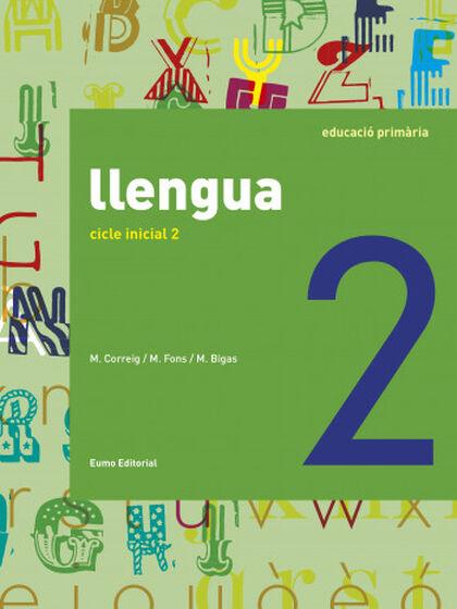 LLENGUA 2n PRIMÀRIA Eumo - text 9788497665698