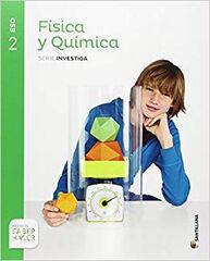 Física y química/Investiga/16 ESO 2 Santillana Text 9788468019529