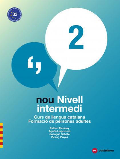 NOU NIVELL INTERMEDI 2 Castellnou 9788417406035
