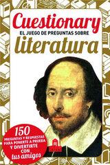 El juego de preguntas sobre literatura