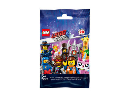 LEGO Movie 2 Mini Figuras Movie 2 (71023)