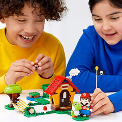 LEGO Super Mario Expansión Casa De Super Mario (71367)