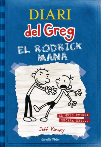 Diari del Greg 2. El Rodrick mana
