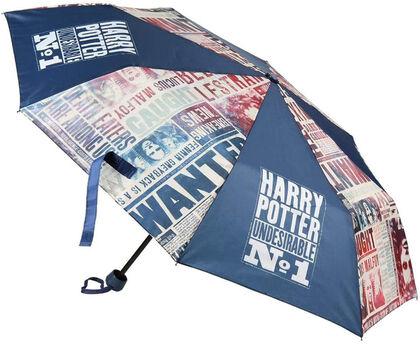 Paraguas Manual plegable Harry Potter