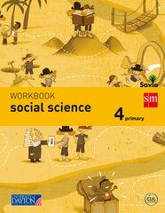 SOCIAL-SCIENCE WB 4º PRIMARIA SM 9788415743767