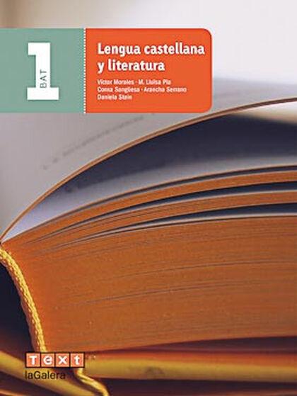 LENGUA CASTELLANA Y LITERATURA 1º BACHILLERATO Text 9788441224094