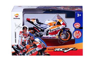 Vehículos Moto gp Marc Marquez una y dieciocho