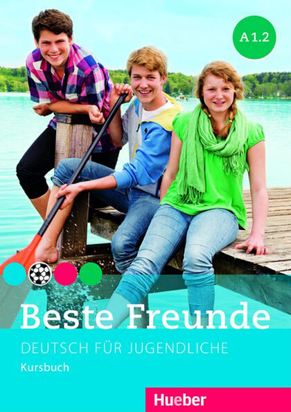 BESTE FREUNDE A1.2 KURSBUCH+XXL Hueber Internacional 9783195710510