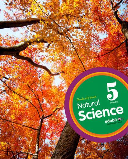 Natural Science PRIMÀRIA 5 Edebé 9788468322957