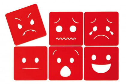 Plantillas de las emociones Nowa Szkola