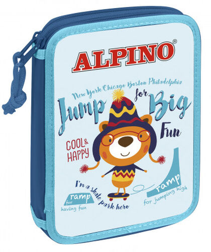 PLUMIER ALPINO JUMP BIG 2. CREM. PEQUEÑO